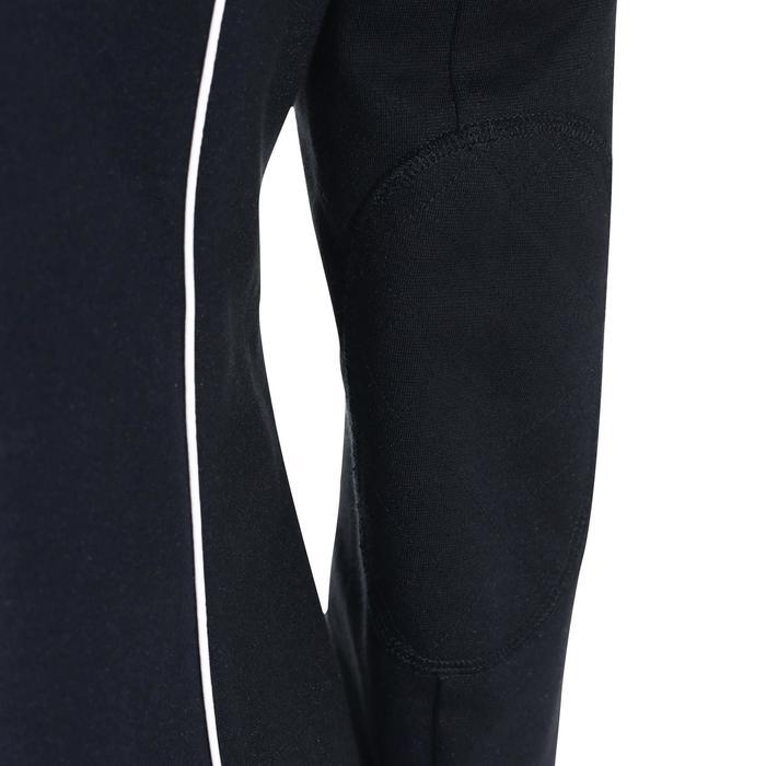 女款馬術競賽外套Comp 100-海軍藍