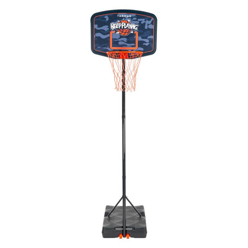 Basketbalpaal voor kinderen B200 Keep Playing 1,60 tot 2,20 m. Tot 10 jaar