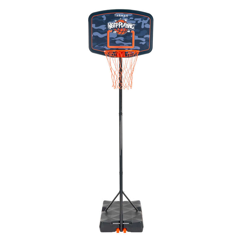 PANIERS & BALLONS BASKETBALL DECOUVERTE Lagsport - B200 EASY Keep Playing TARMAK - Basket