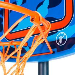 Panier de basketball enfant K500 Aniball. 1,30m à 1,60m. Jusqu'à 8 ans.