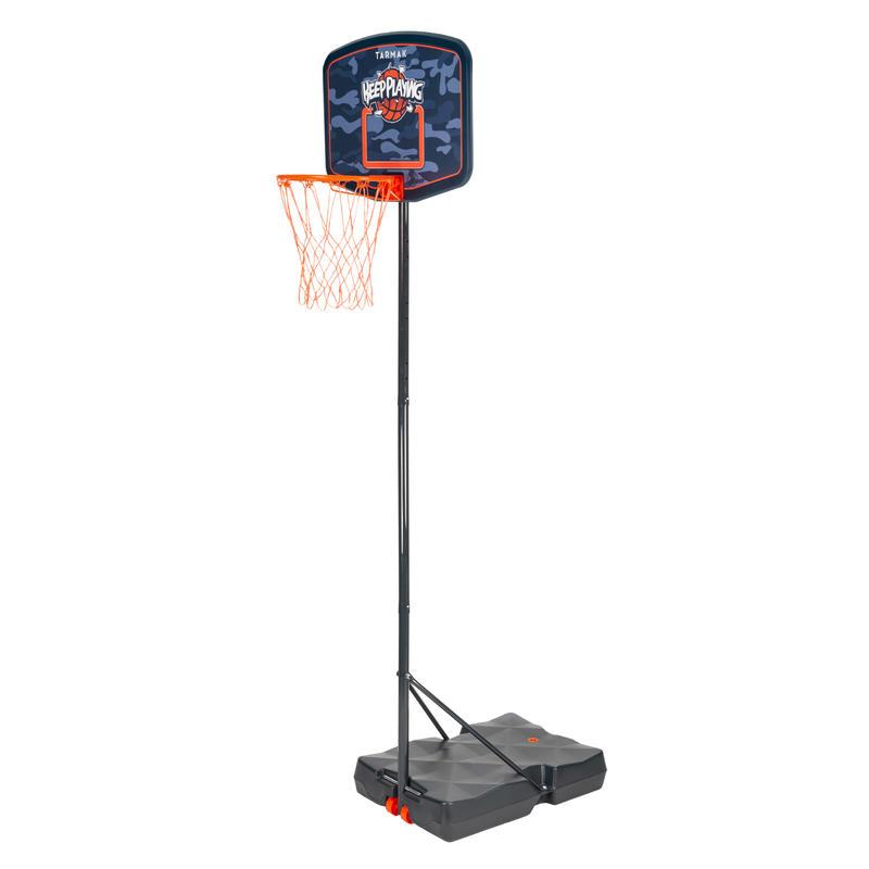 Aro de basketball Infantil B200 Keep Playing .1,60 m a 2,20 m. Hasta 10 años.