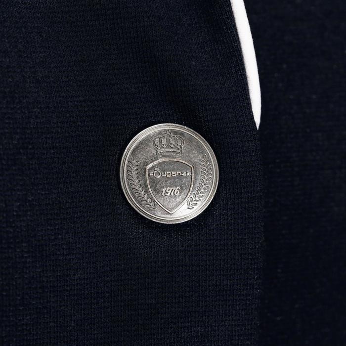 Veste de Concours équitation femme COMP100 bleu roi - 174252