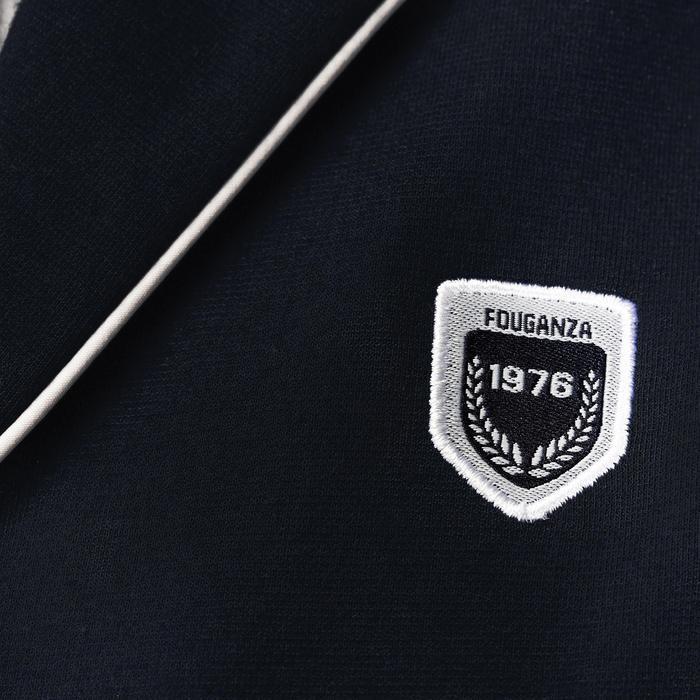 Veste de Concours équitation femme COMP100 bleu roi - 174254