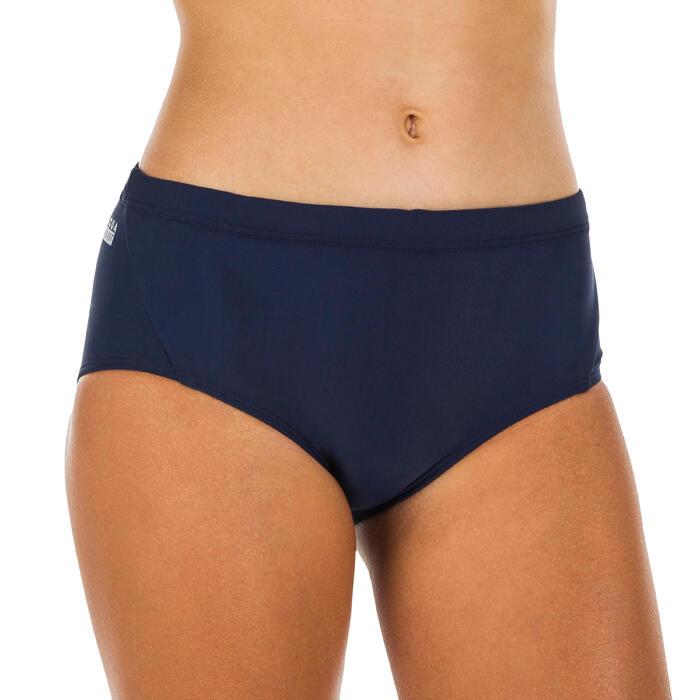 Bikinibroekje voor zwemmen meisjes chloorbestendig Kamyleon Wave