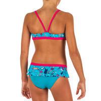Купальник роздільний Riana, з спідничкою - Блакитний All Playa