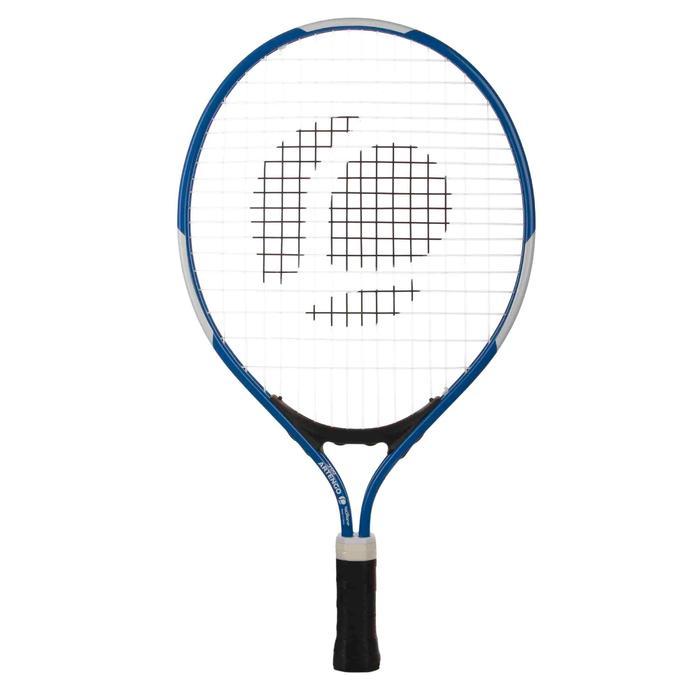 Tennisracket voor kinderen TR100 19 blauw