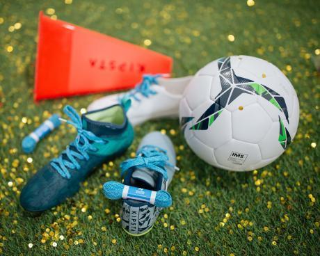 Een kerstcadeau voor een voetballer of voetbalster