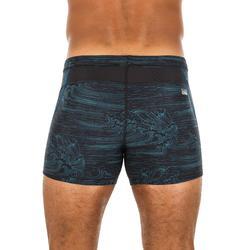 Zwemboxer heren 500 Stab All Sea blauw