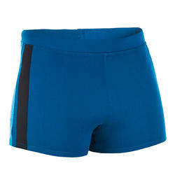 Men swimming boxer shorts - blue