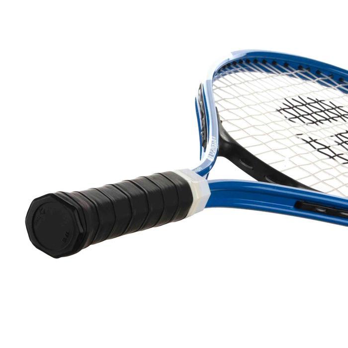 """Tennisschläger TR100 Kinder 23"""" besaitet blau"""
