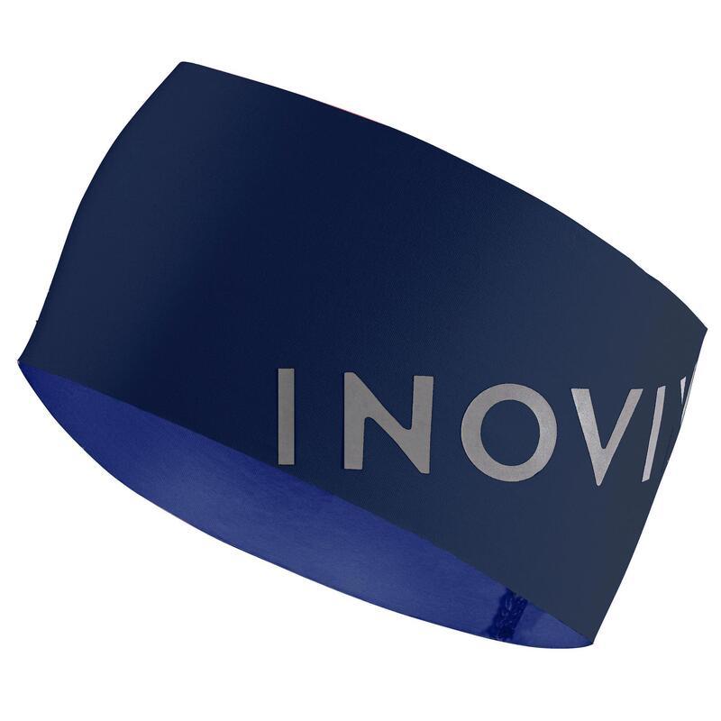 Bandeau de ski de fond adulte XC S HEAD 500 bleu fonçé