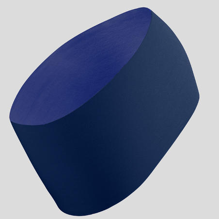 Adult Cross-Country Ski Headband XC S Head 500 - Dark Blue