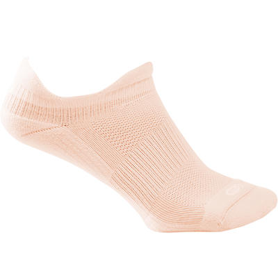 INVISIBLE COMFORT RUNNING SOCKS 2-pack - PINK