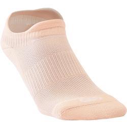 跑步隱形襪COMFORT,兩雙入 - 粉色