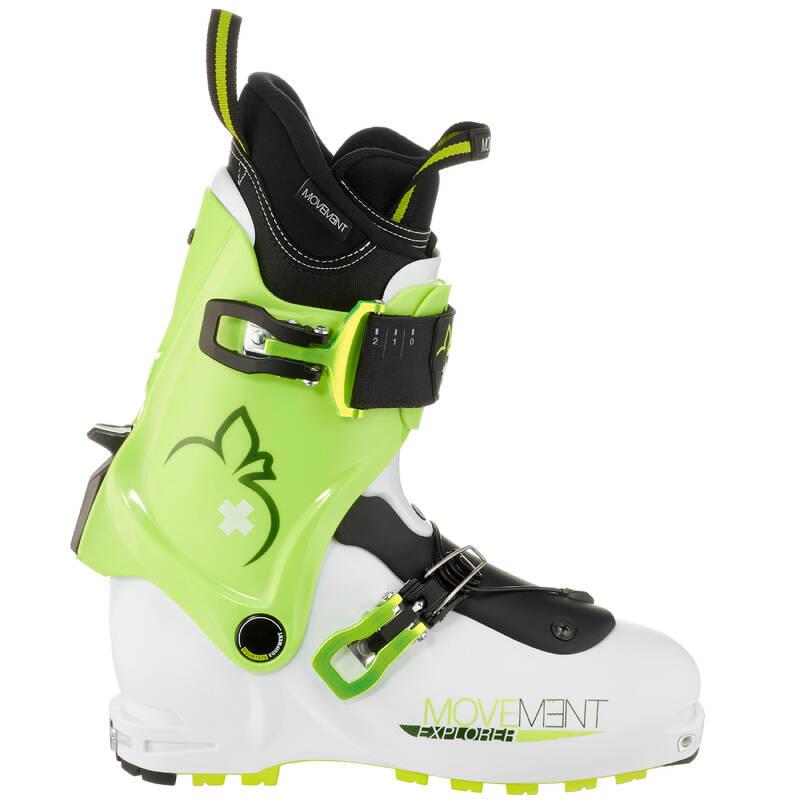 SKI TOURING Skialpinismus - BOTY MOVEMENT EXPLORER MOVEMENT - Skialpové vybavení