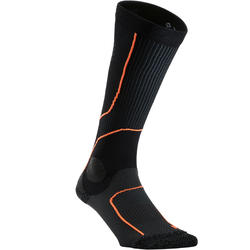 RUNNING COMPRESSION SOCKS - BLACK/RED
