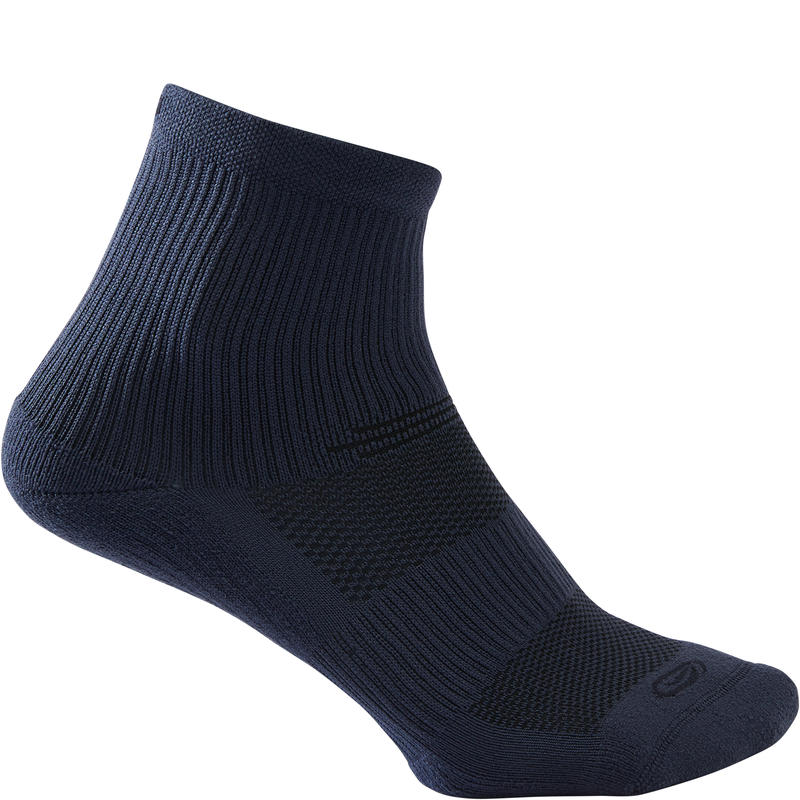Running Mid Socks Run 100 2-Pack