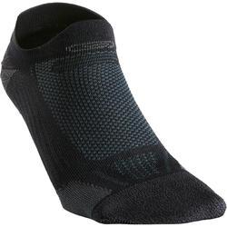 隱形薄跑步襪KIPRUN - 黑色