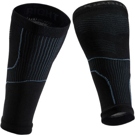 Running Compression Sleeves Black