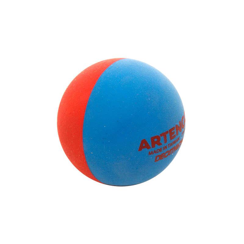 PELOTA CU MINGI DE CAUCIUC - Minge Ball Cross Roșu/Albastru ARTENGO