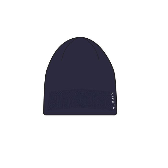 Bonnet Keepdry 500 adulte bleu foncé