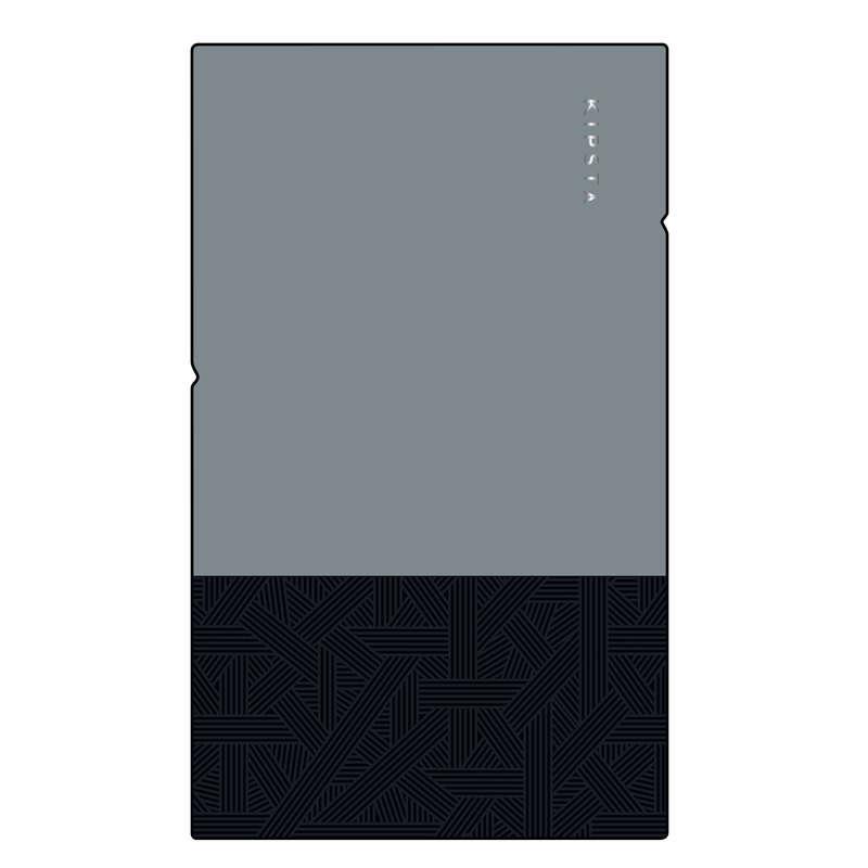 Intimo Termico Adulto Sport di squadra - Scaldacollo KEEPDRY 500 grigio KIPSTA - Abbigliamento calcio