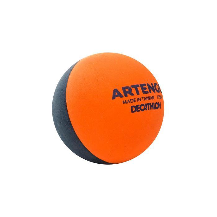 Pelote Ball cross Orange/bleu - 174376