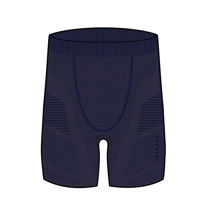 Sous-short adulte Keepdry 500 bleu foncé