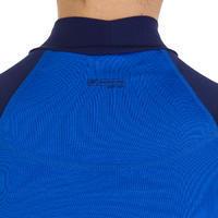 100 Kids' Long Sleeve UV Top - Blue