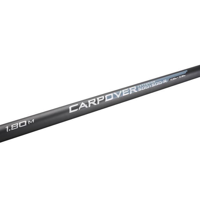 Extensie van 1,8 m voor de hengels CARPOVER-500 en 500R