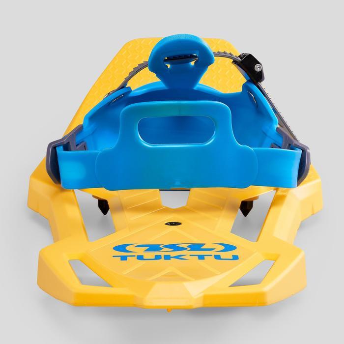 Sneeuwschoenen voor kinderen TSL Tuktu geel