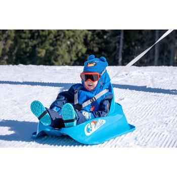 Babies' Skiing/Sledging Mittens Warm - Blue