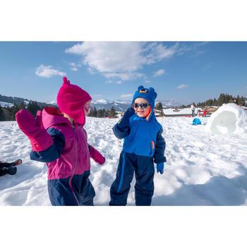 Ski-/sleewanten voor peuters Warm roze