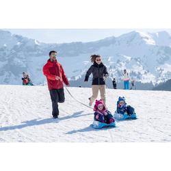 Babies' Skiing/Sledging Mittens Warm - Pink