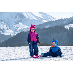 Ski-/sleelaarsjes voor peuters Warm roze