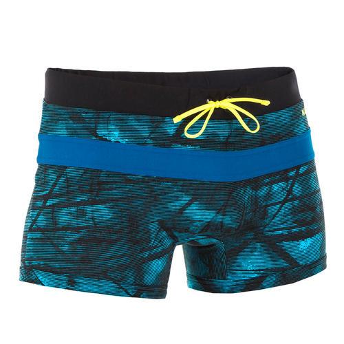 maillot de bain homme natation boxer 100 Pool tex bleu