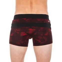 Zwemboxer 100 Pool tex rood