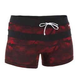 Zwemboxer voor heren Pool 100 rood