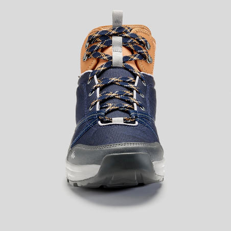 Chaussures imperméables de randonnée nature - NH150 Mid WP - Homme