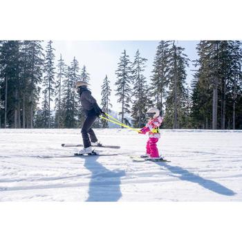 Oefentuigje voor skiën kinderen Skiwiz 100 blauw/geel