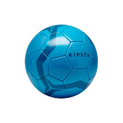 First Kick Size 3 Soccer Ball (8+ years) - Blue