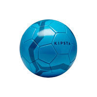 First Kick Size 3 Football (over 8 years) - Blue