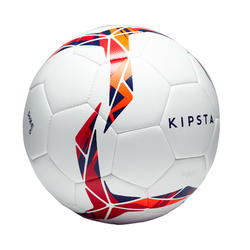 Football ball Size 5 F500 Hybrid - White/Red