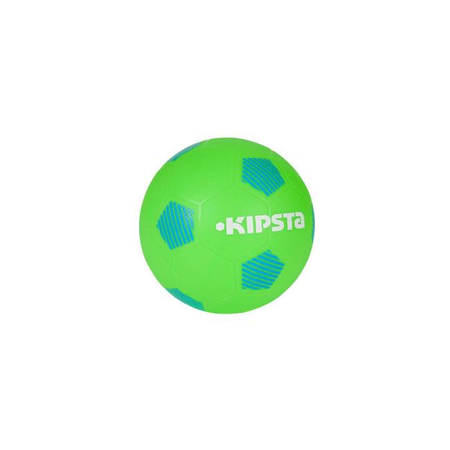 Mini Football Size 1 Sunny 500 - Green/Blue