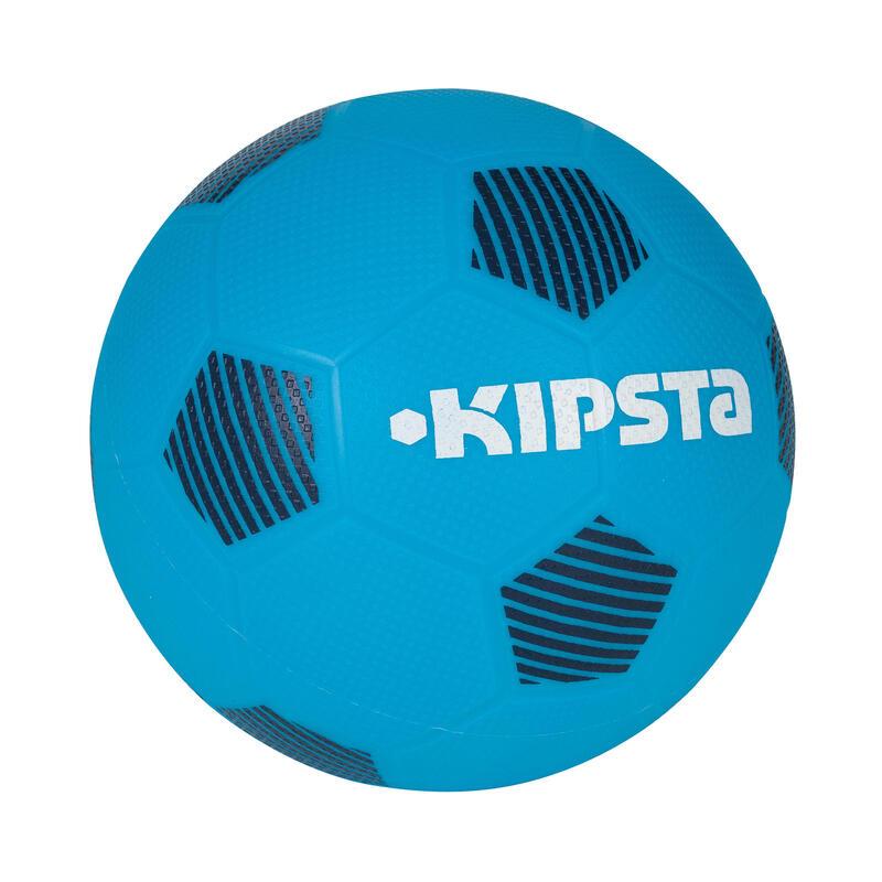 Fotbalový míč Sunny 300 velikost 5 modro-černý