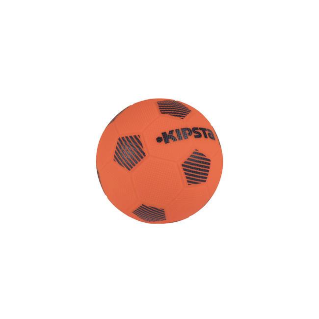 Size 1 Mini Football Sunny 300 - Orange/Black