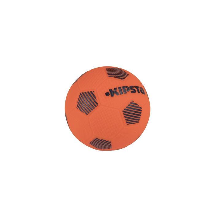 Minivoetbal Sunny 300 maat 1 oranje zwart