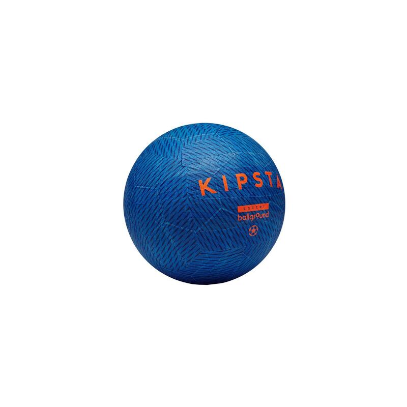 Mini ballon de football Ballground 100 taille 1 bleu