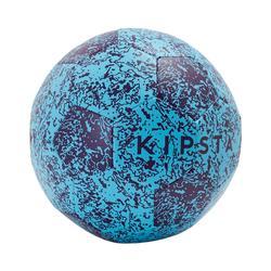 Balón de fútbol Softball XLight talla 5 290 gramos azul