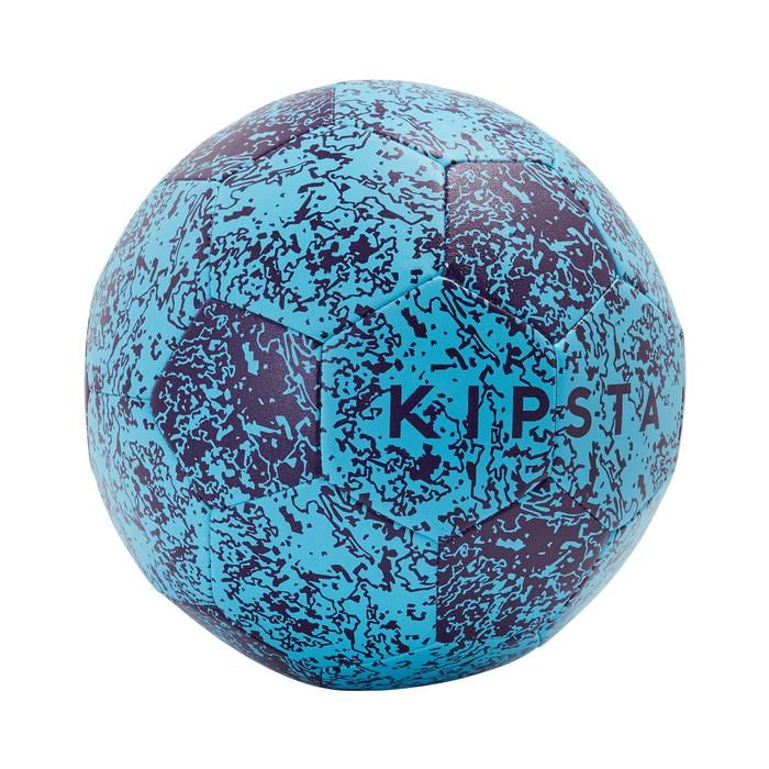 Ballon de football Softball XLight taille 5 290 grammes bleu